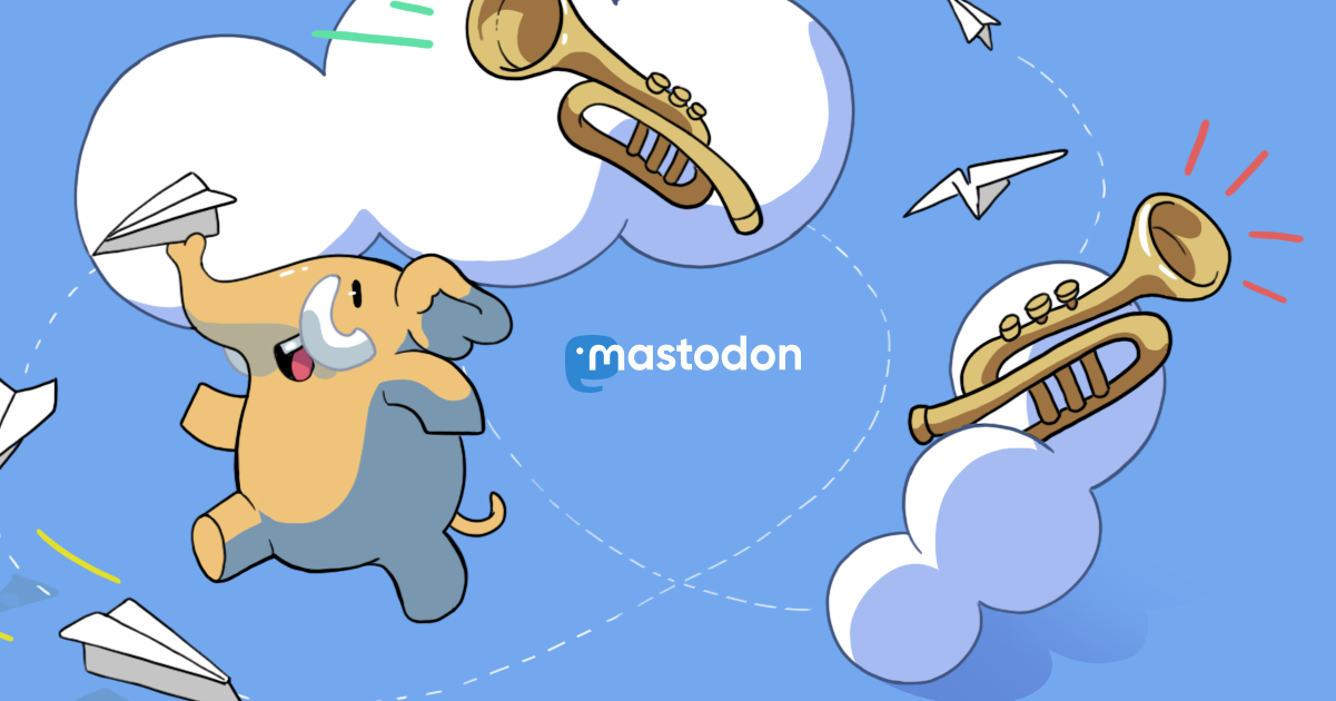 My Interfederation Network Mastodon